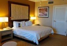 Bedroom at JW Marriott Las Vegas Resort & Spa