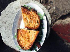 SliceSandwich in Plate - Jaymantri