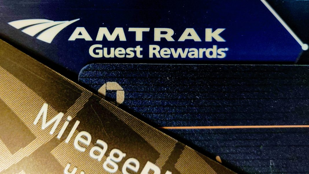 Amtrak Guest Rewards World Mastercard