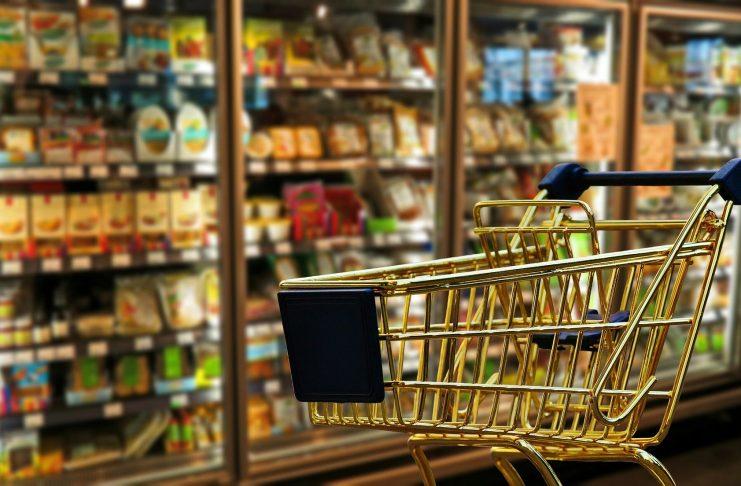Shopping Cart in Freezer Aisle - Alexas_Fotos via Pixabay