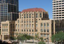 Maricopa County Courthouse Phoenix - Zeb Micelli via Wikipedia